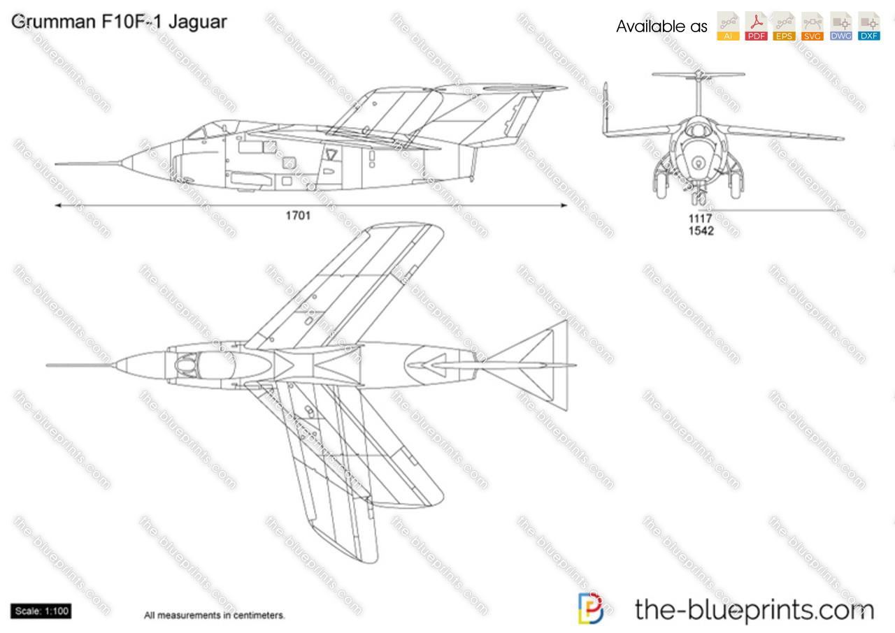 Grumman F10F-1 Jaguar