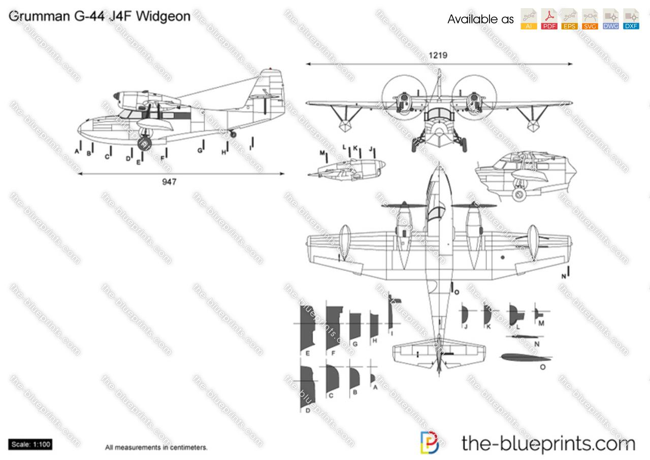 Grumman G-44 J4F Widgeon
