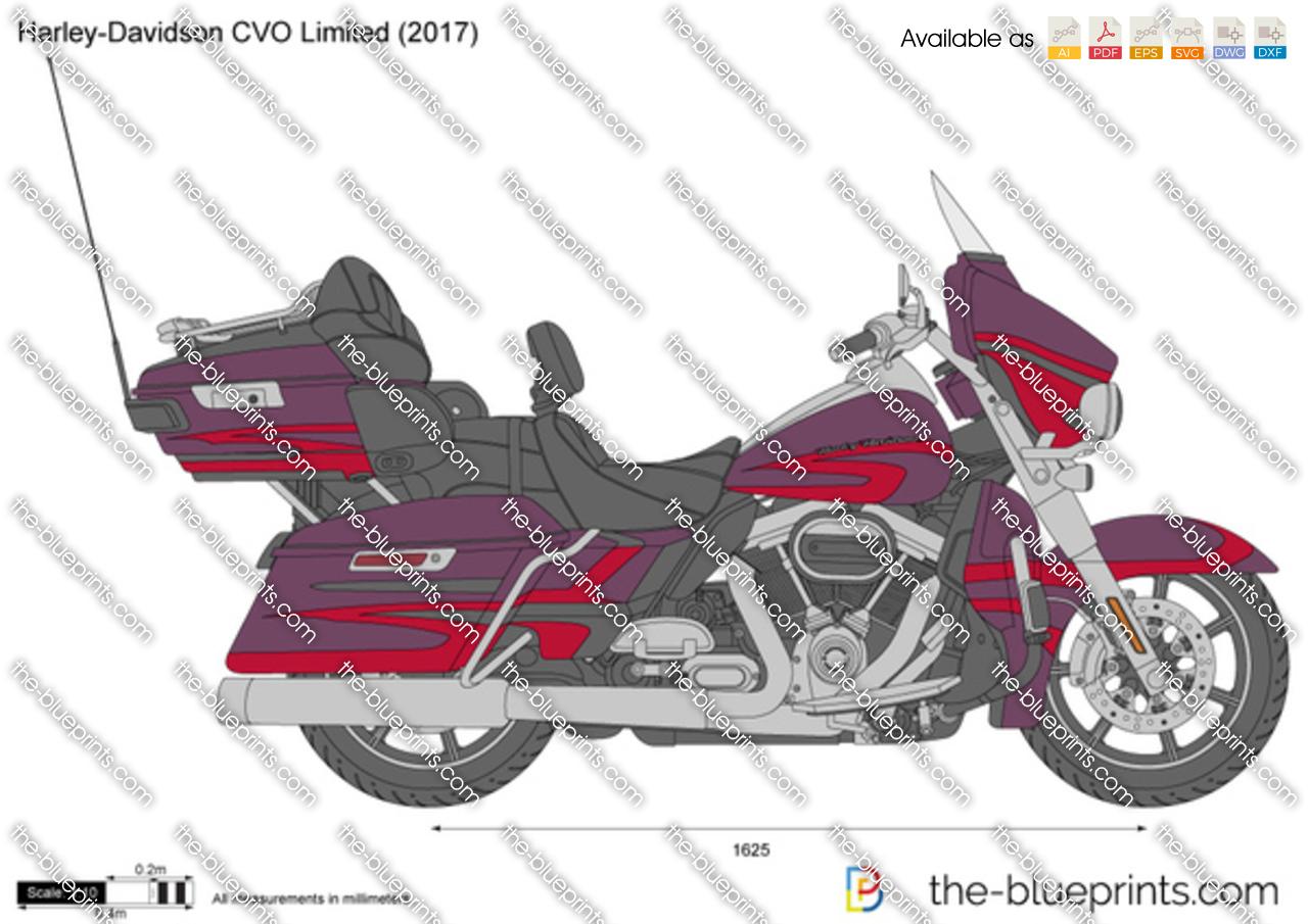Harley-Davidson CVO Limited 2018