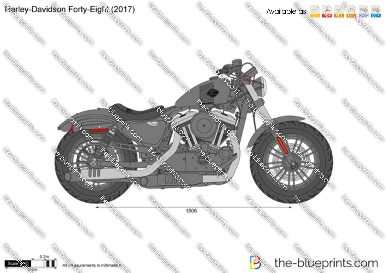 Harley-Davidson Forty-Eight