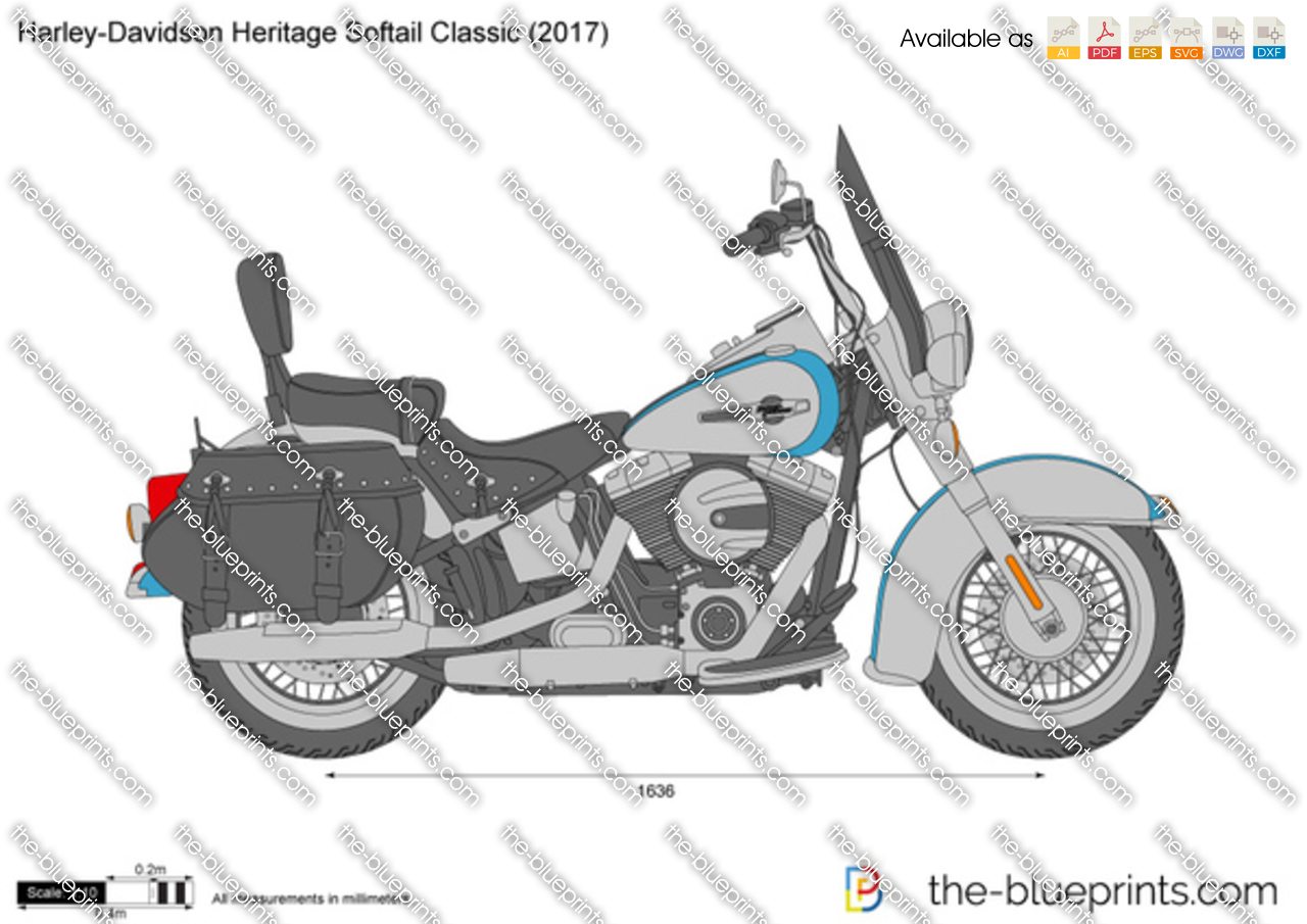 Harley-Davidson Heritage Softail Classic 2018