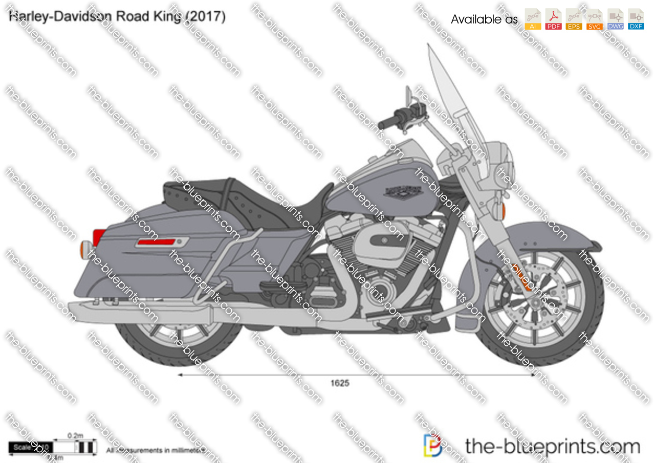 Harley-Davidson Road King 2018