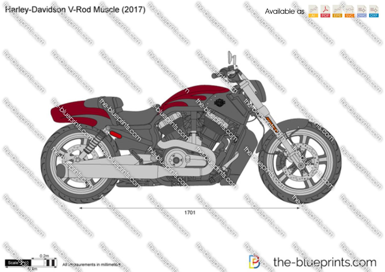 Harley-Davidson V-Rod Muscle 2018