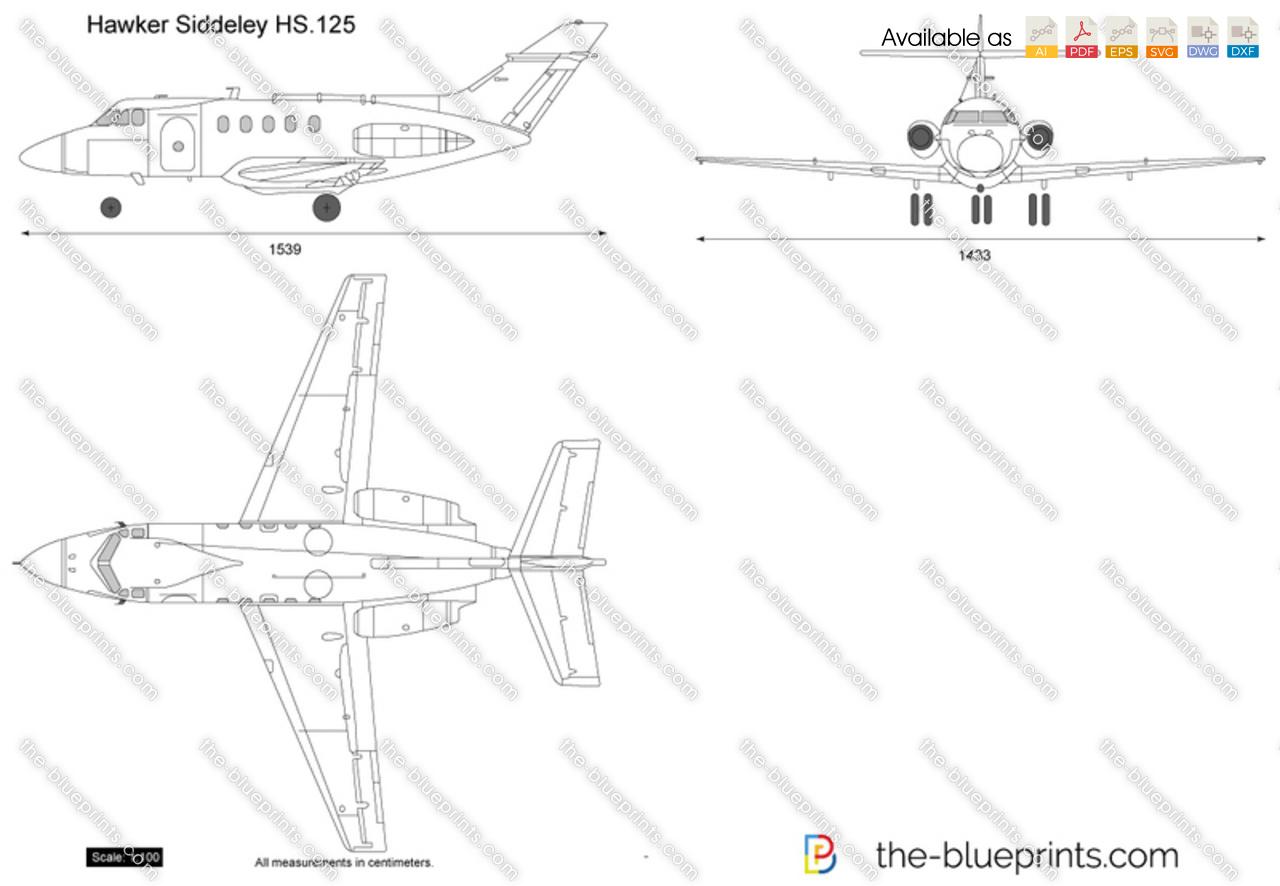 Hawker Siddeley HS.125