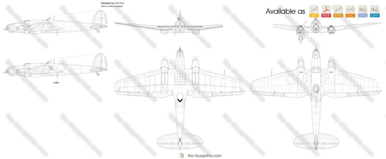 Heinkel He 111 F-4