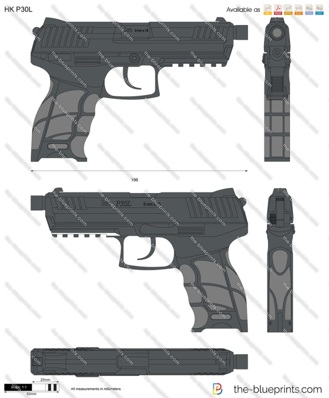 HK P30L