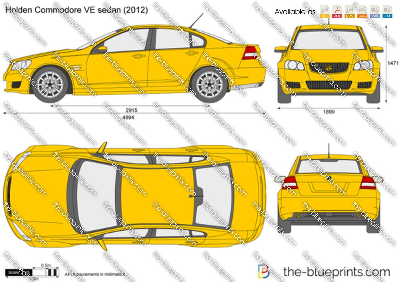 Holden Commodore VE sedan