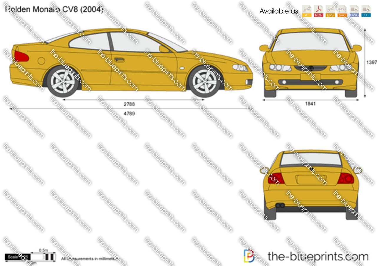 Holden Monaro CV8 2001