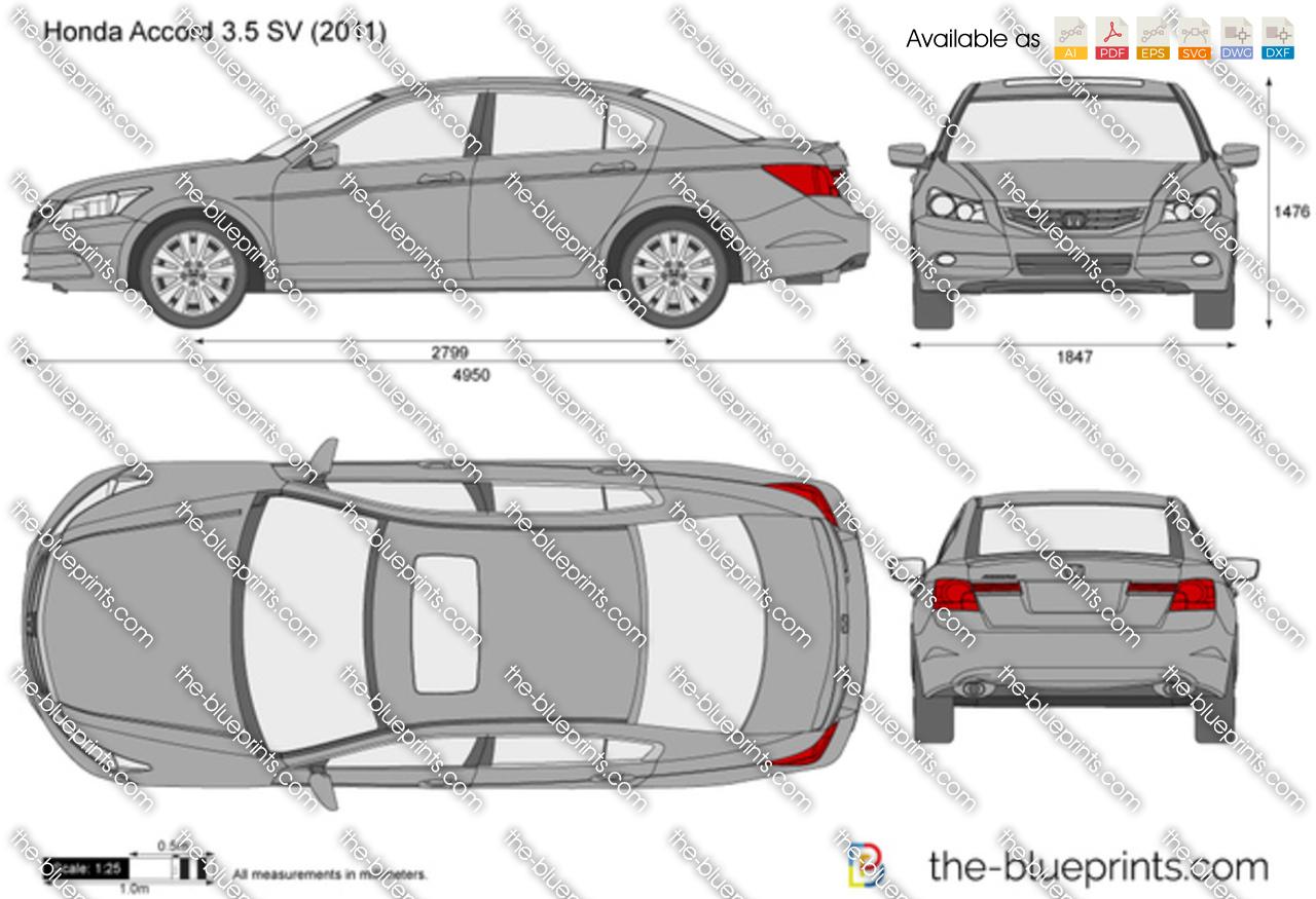 Honda Accord 3.5 SV