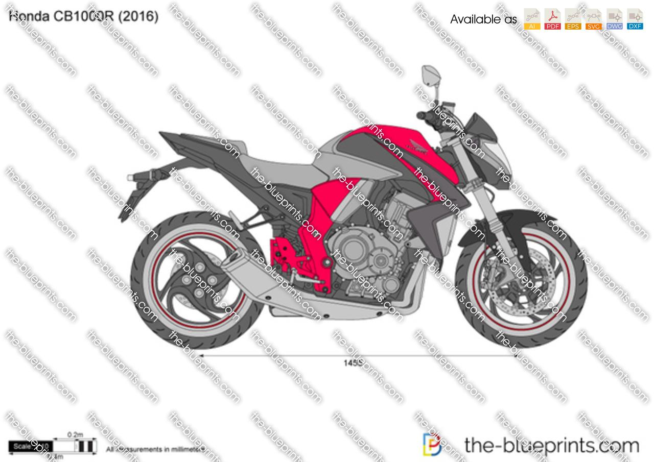 Honda CB1000R 2017