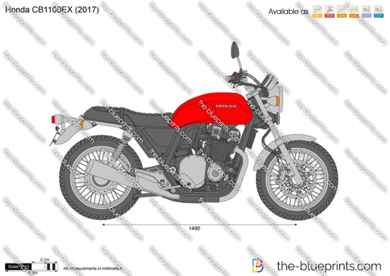 Honda CB1100EX 2019