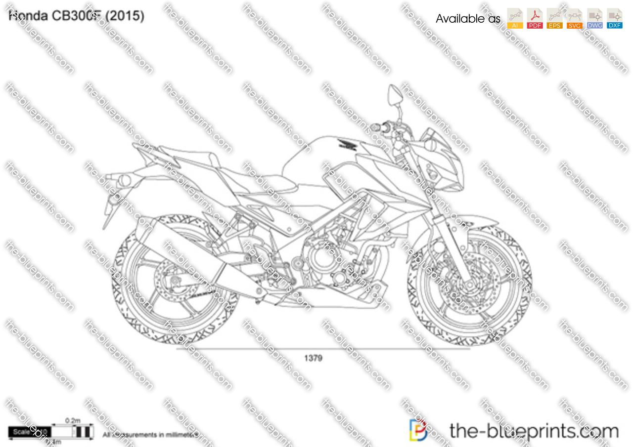 Honda CB300F 2018