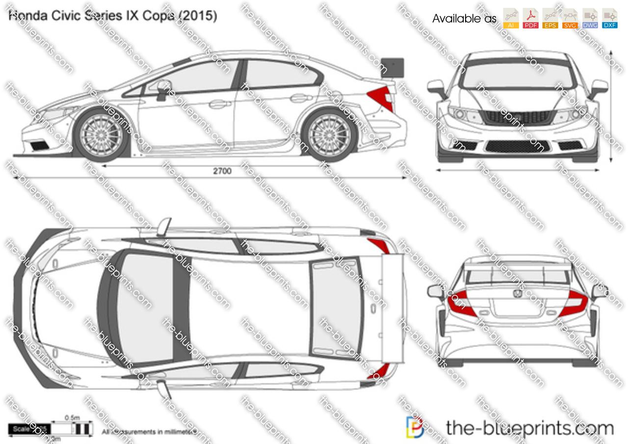 Honda Civic Series IX Copa