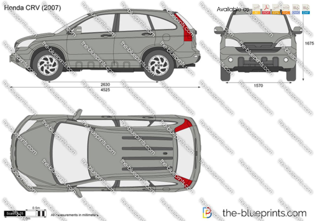 Honda CR-V 5-Door