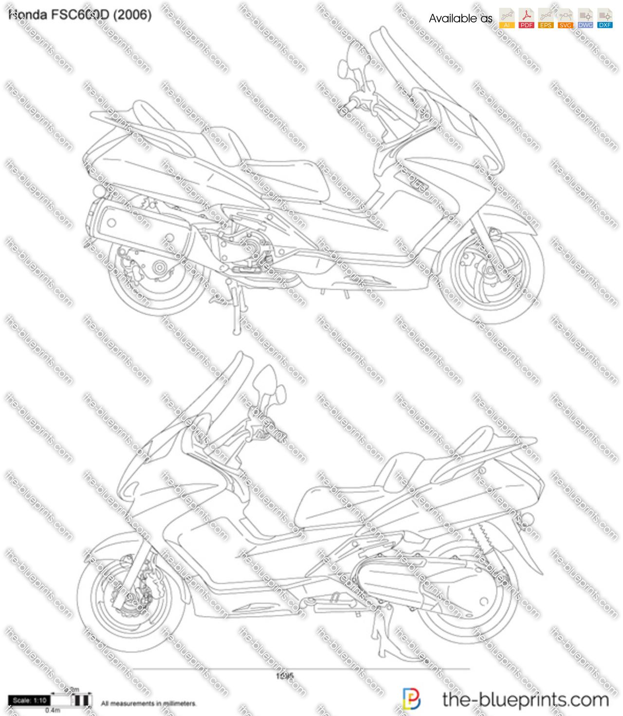 Honda FSC600D