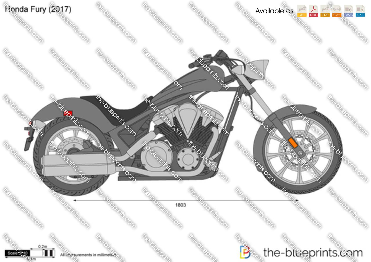 Honda Fury 2018