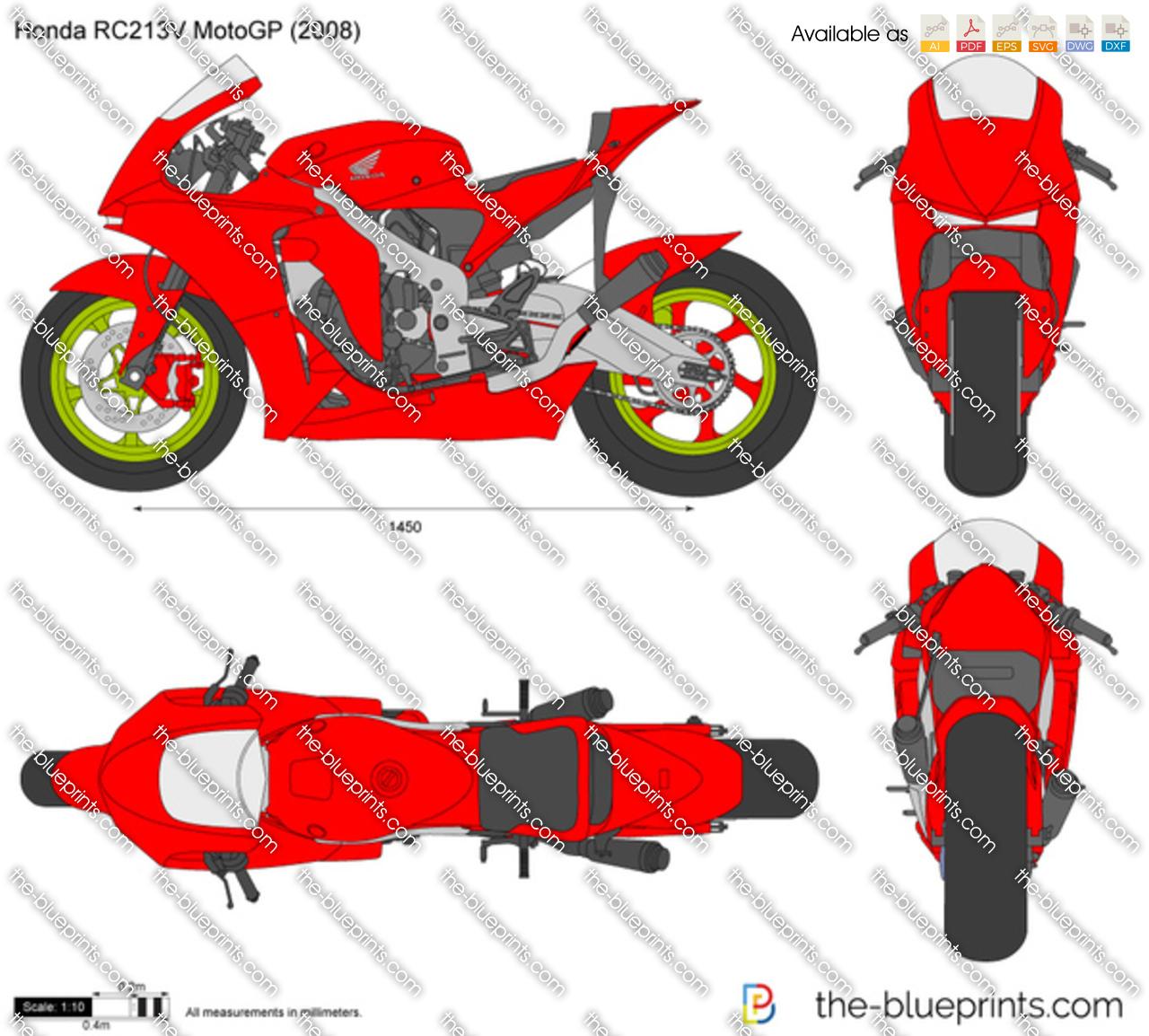 Honda RC213V MotoGP