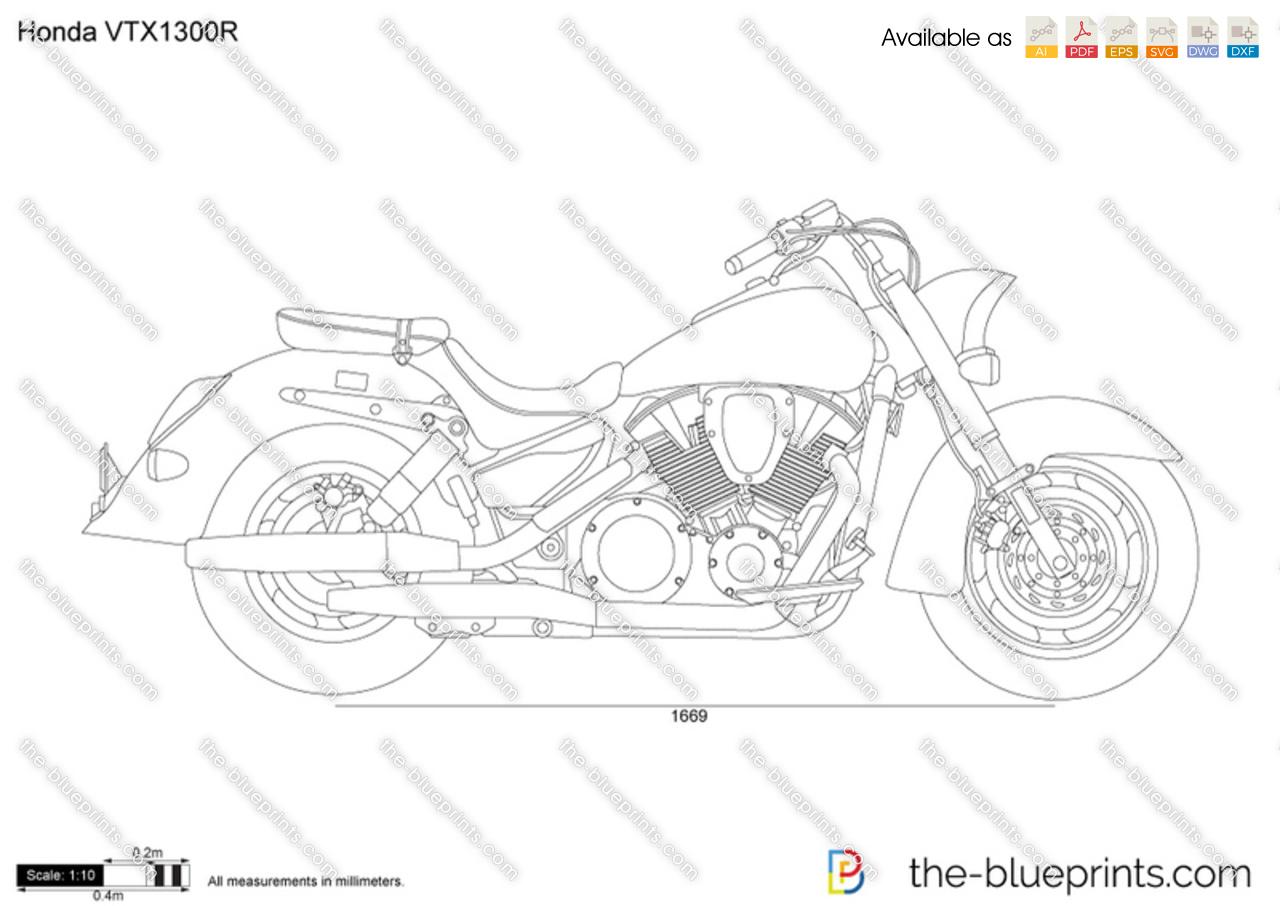 Honda VTX1300R