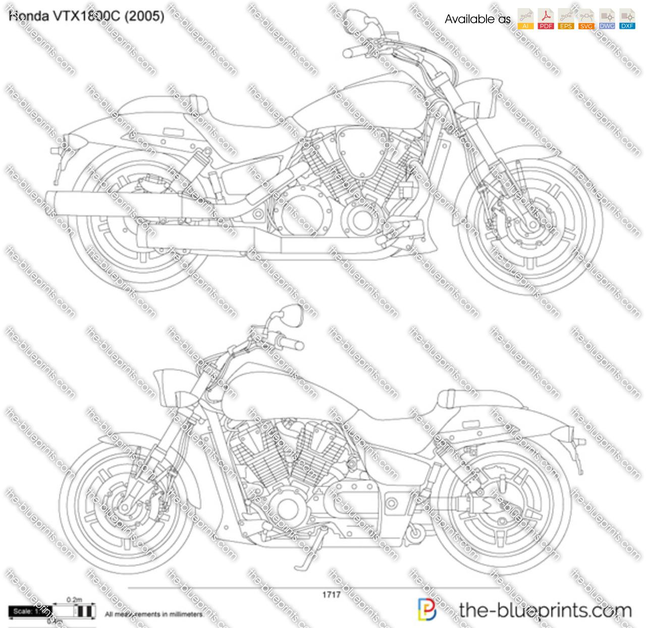 Honda VTX1800C