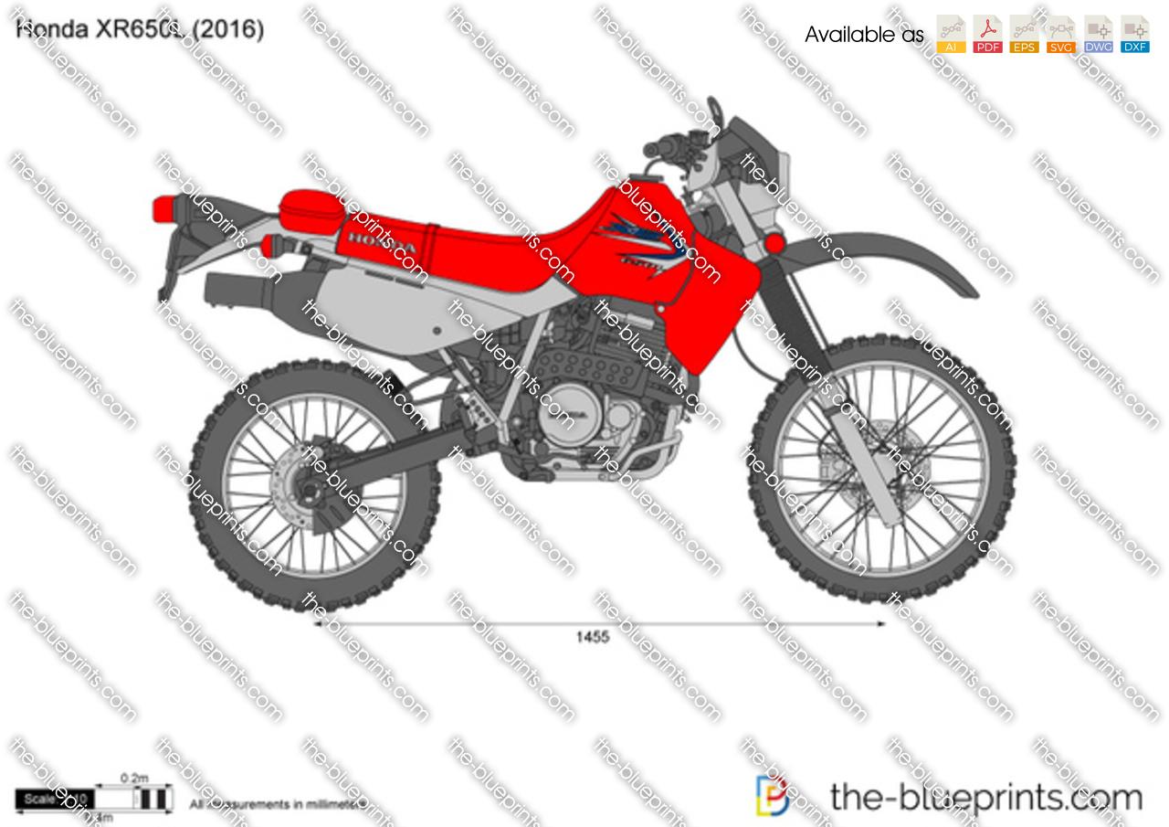 Honda XR650L 2019