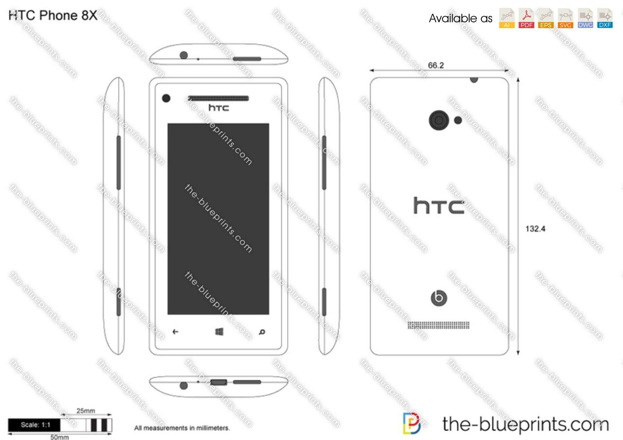 HTC Phone 8X