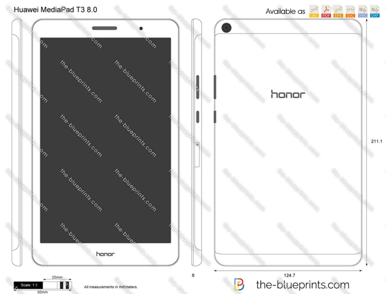 Huawei MediaPad T3 8.0