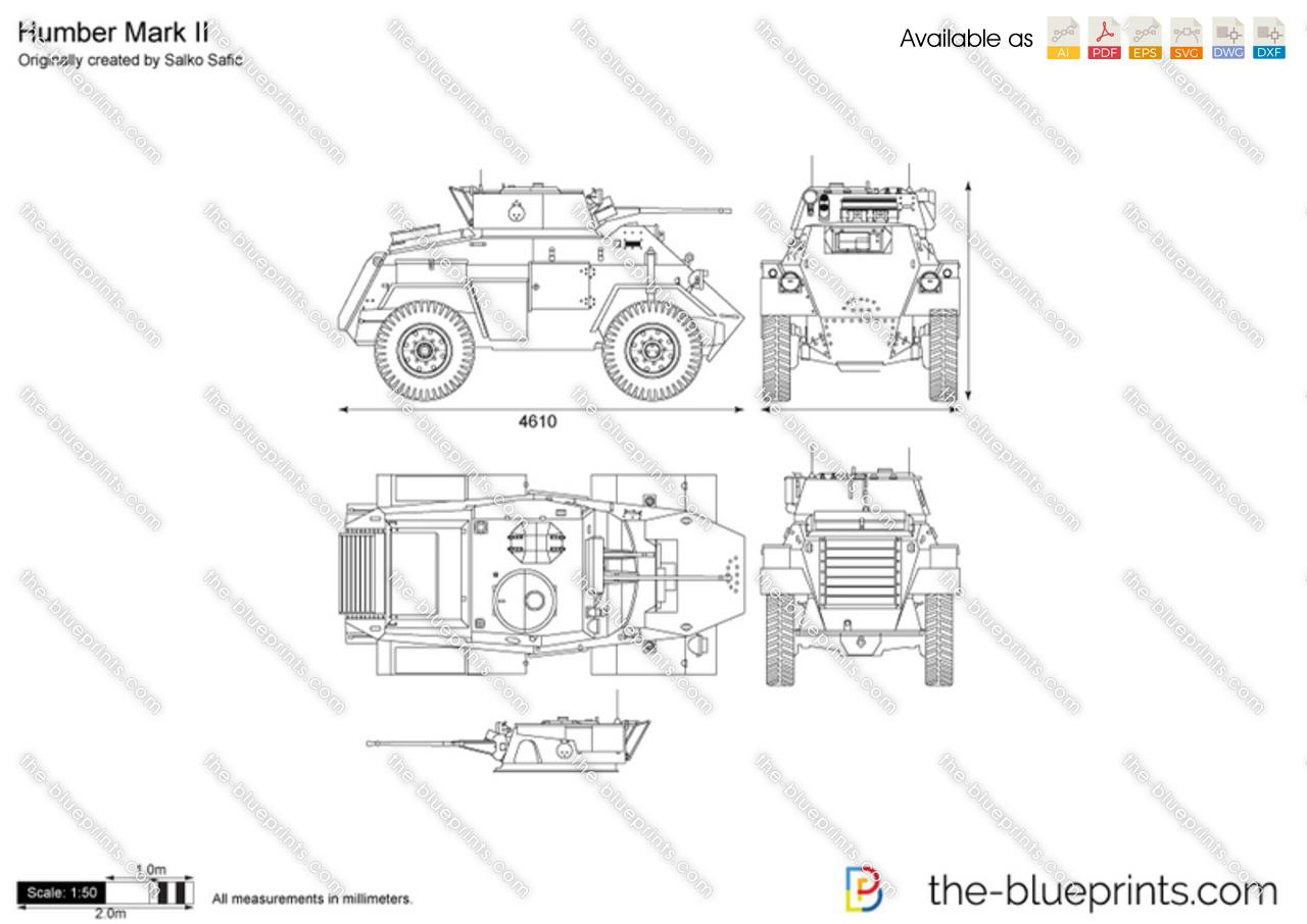Humber Mark II