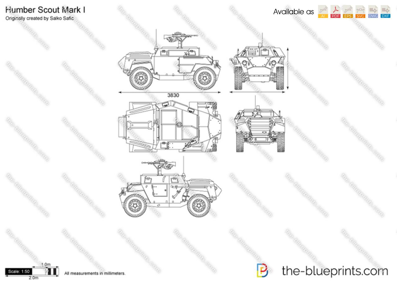 Humber Scout Mark I