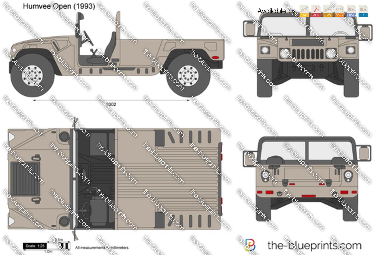 Humvee Open