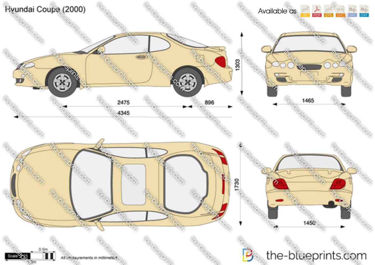 Hyundai Coupe 1996