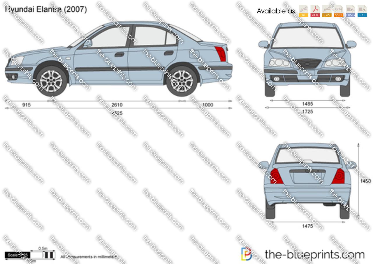 Hyundai Elantra 2000