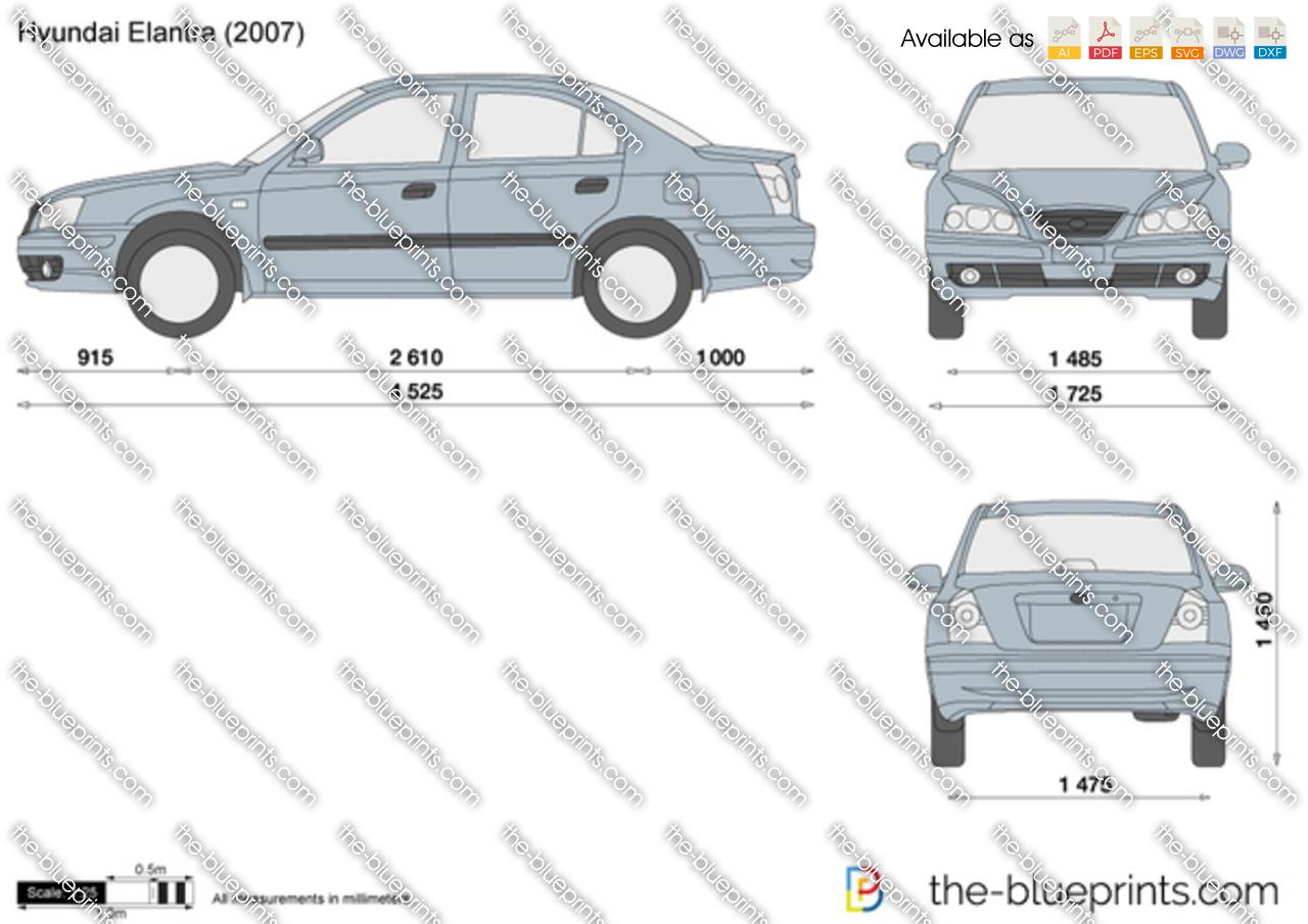 Hyundai Elantra i30 2008