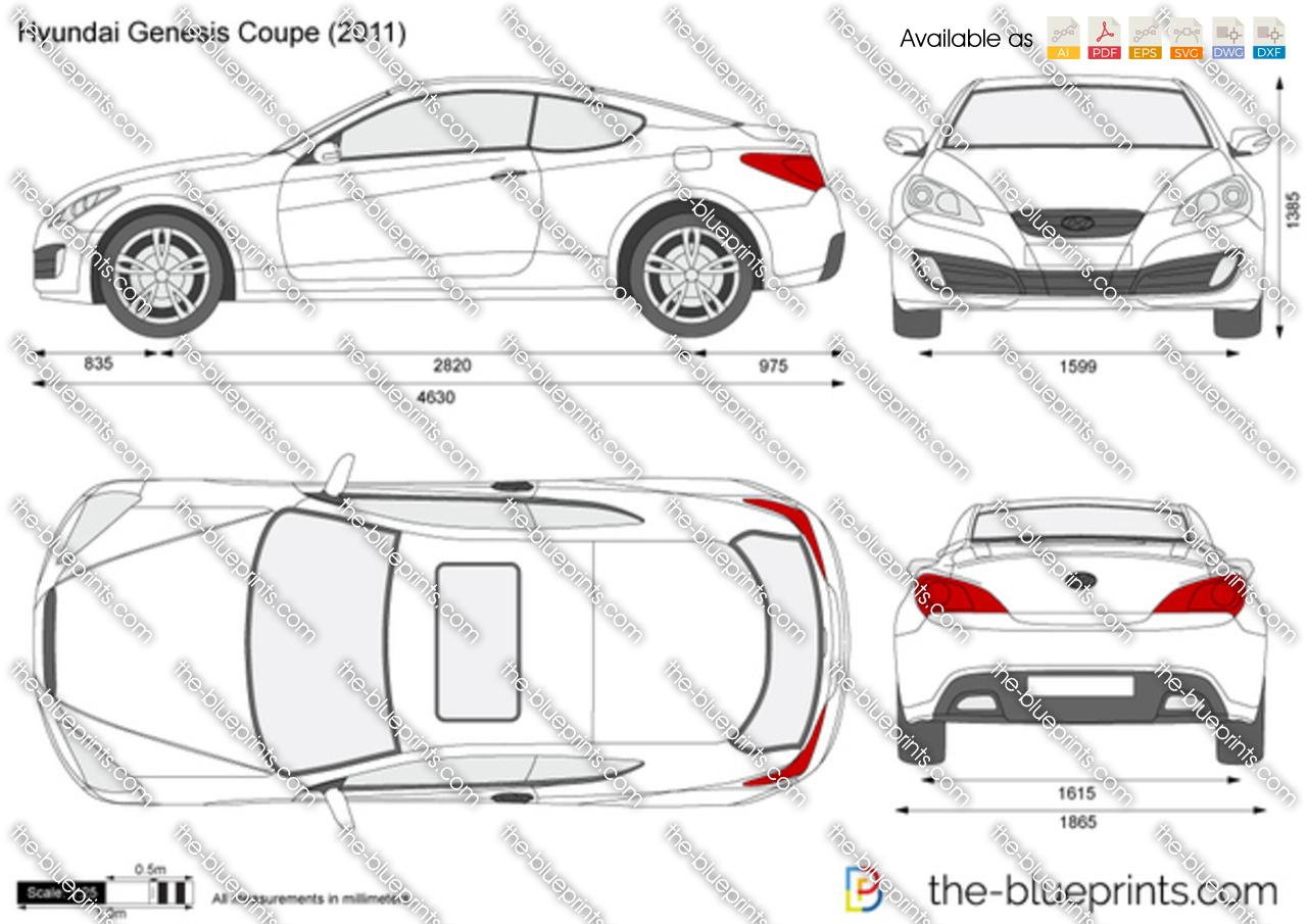 Hyundai Genesis Coupe 2008