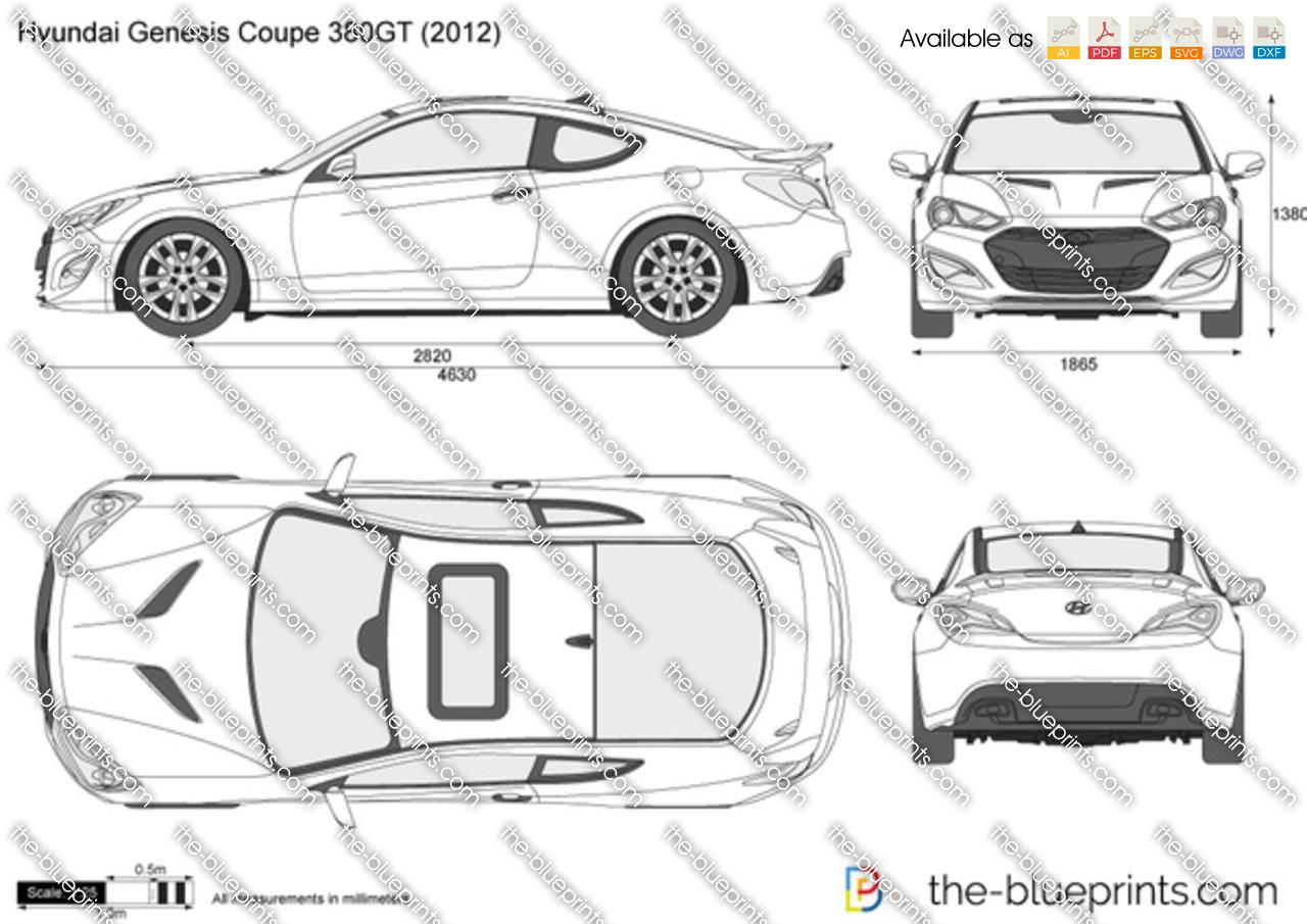 Hyundai Genesis Coupe 380GT 2015