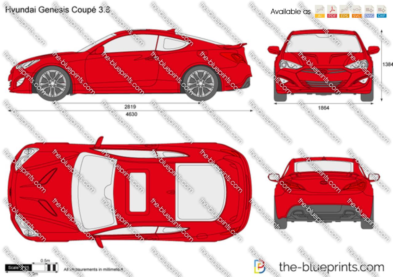 Hyundai Genesis Coupe 3.8 2015