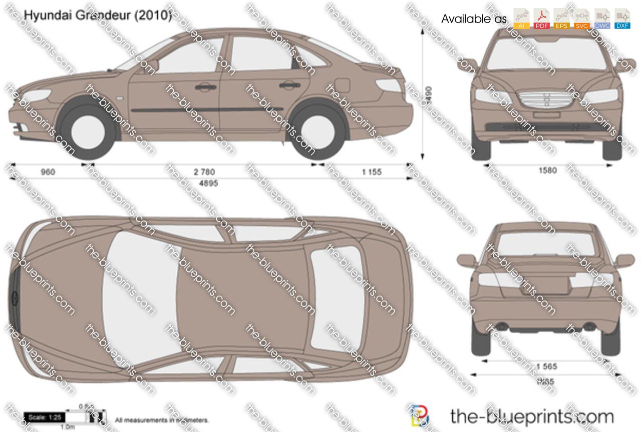 Hyundai Grandeur 2008