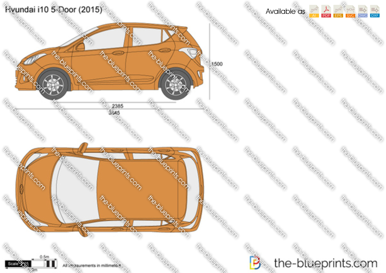 Hyundai i10 5-Door 2017