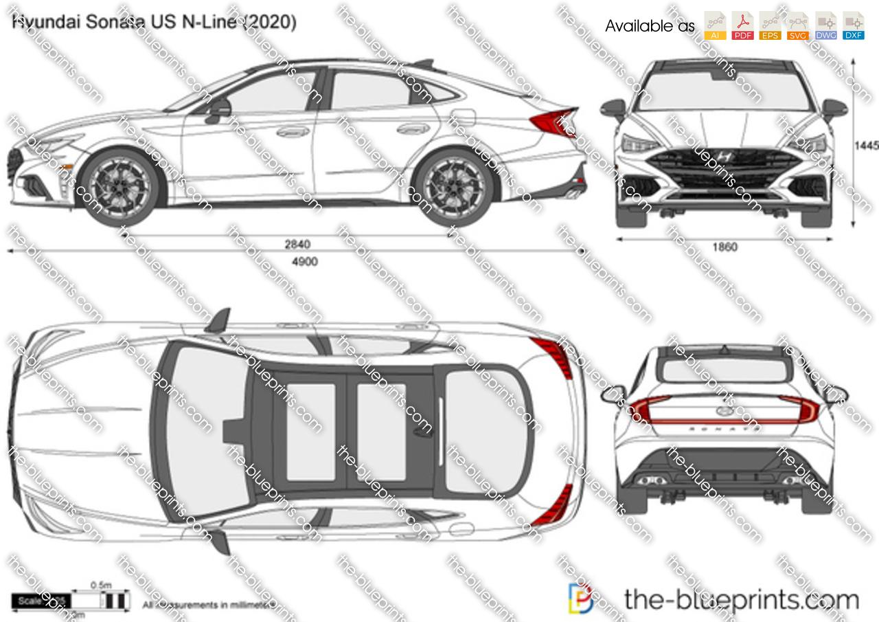 Hyundai Sonata US N-Line