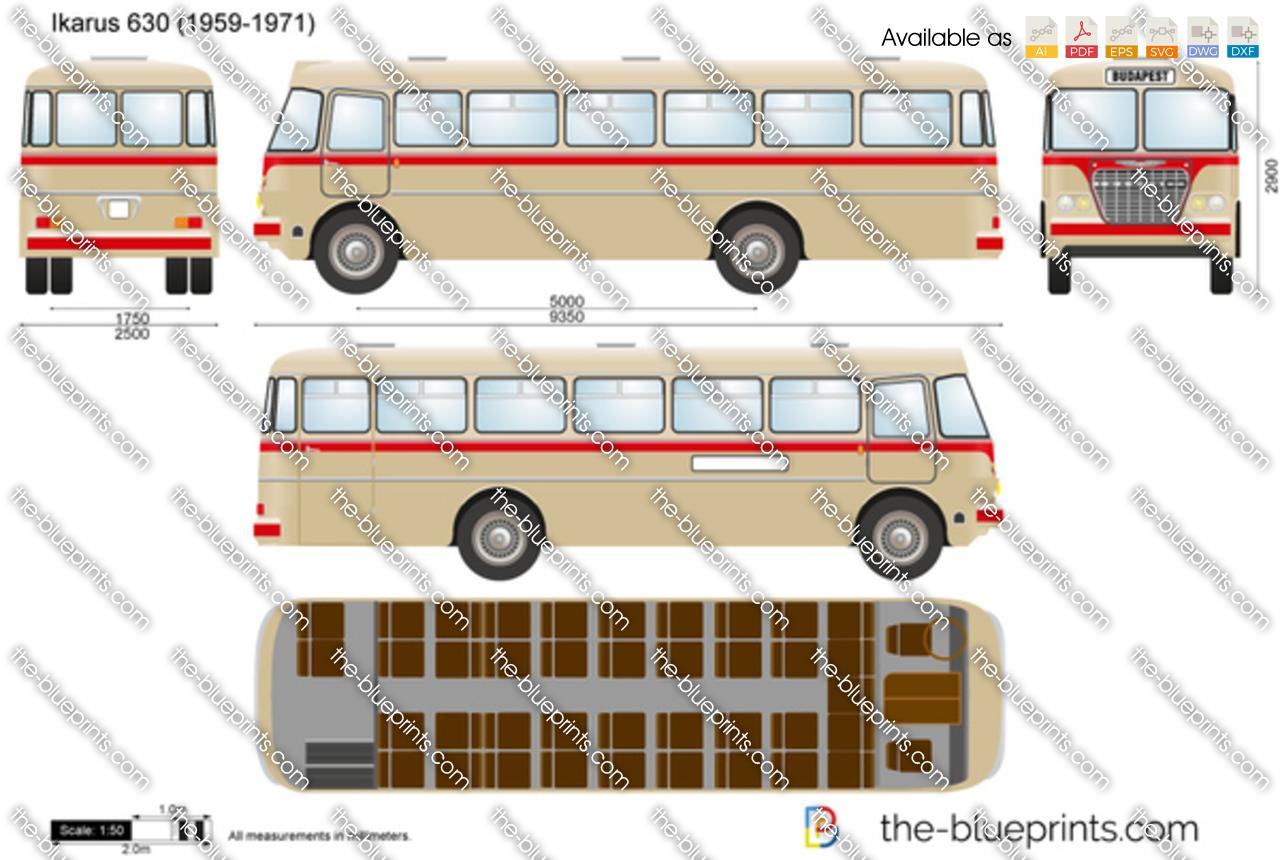 Ikarus 630 (1959-1971)