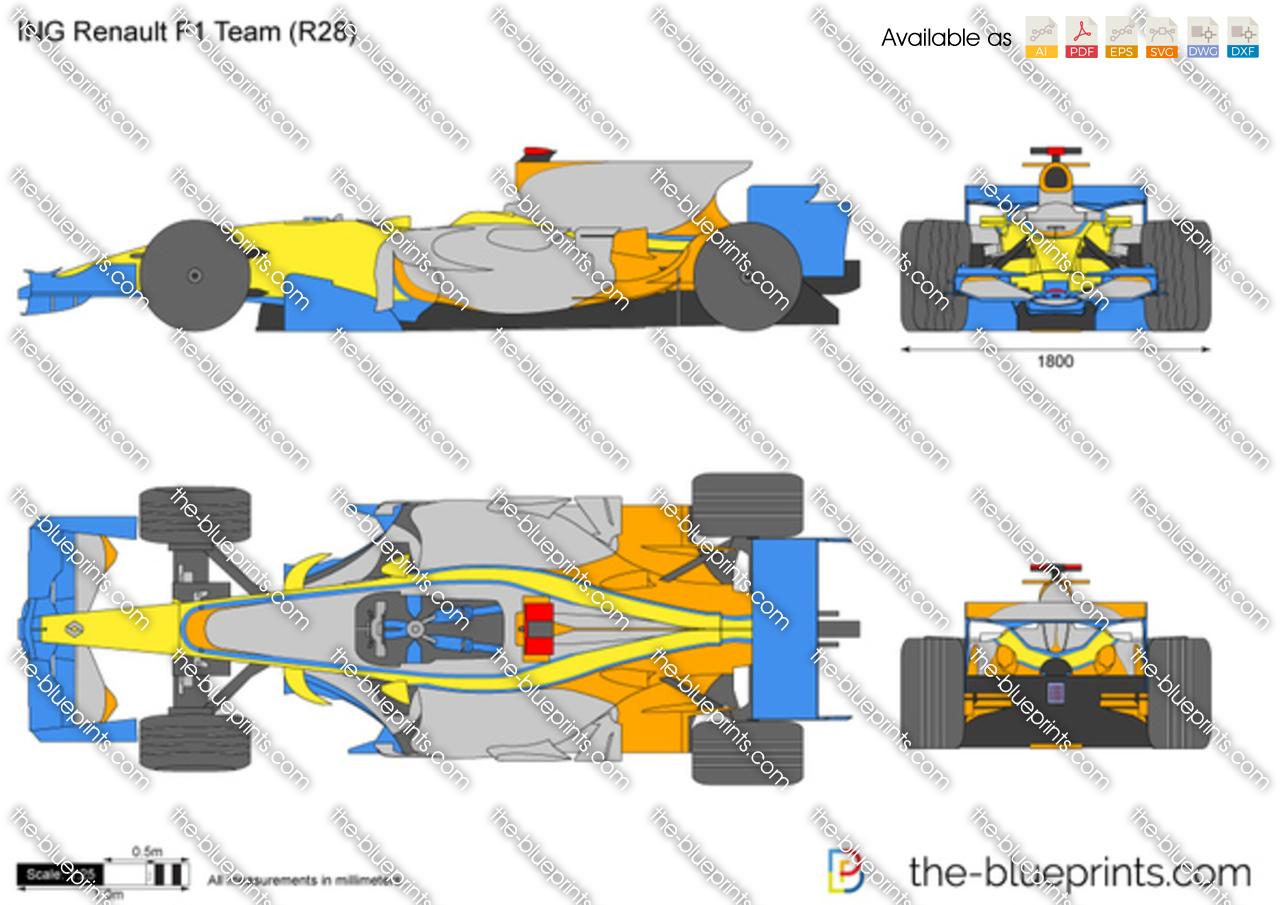 ING Renault F1 Team (R28)