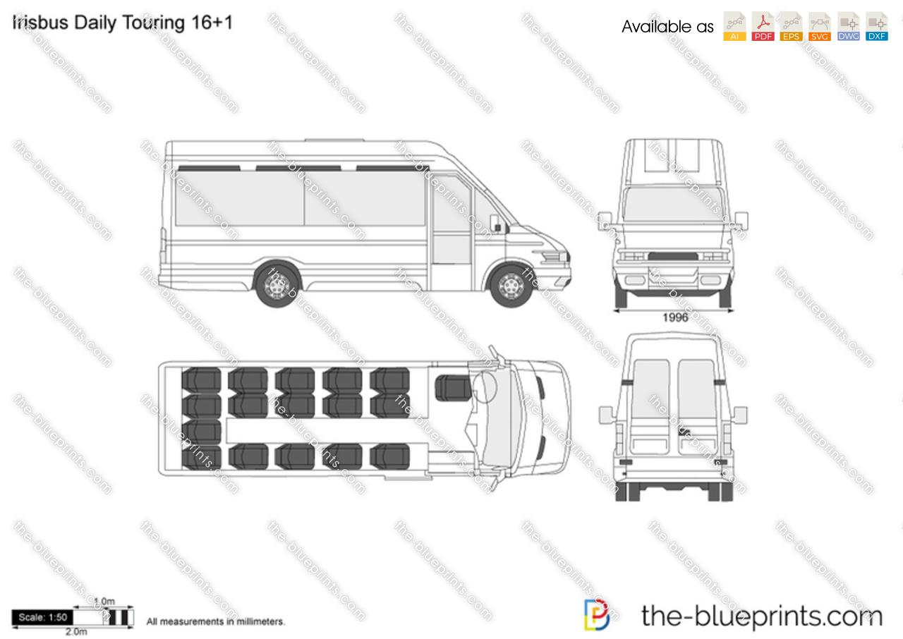 Irisbus Daily Touring 16+1