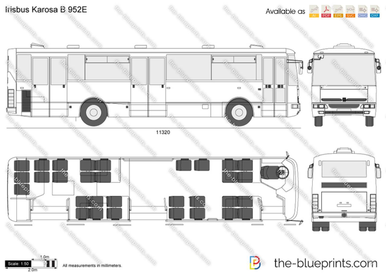 Irisbus Karosa B 952E