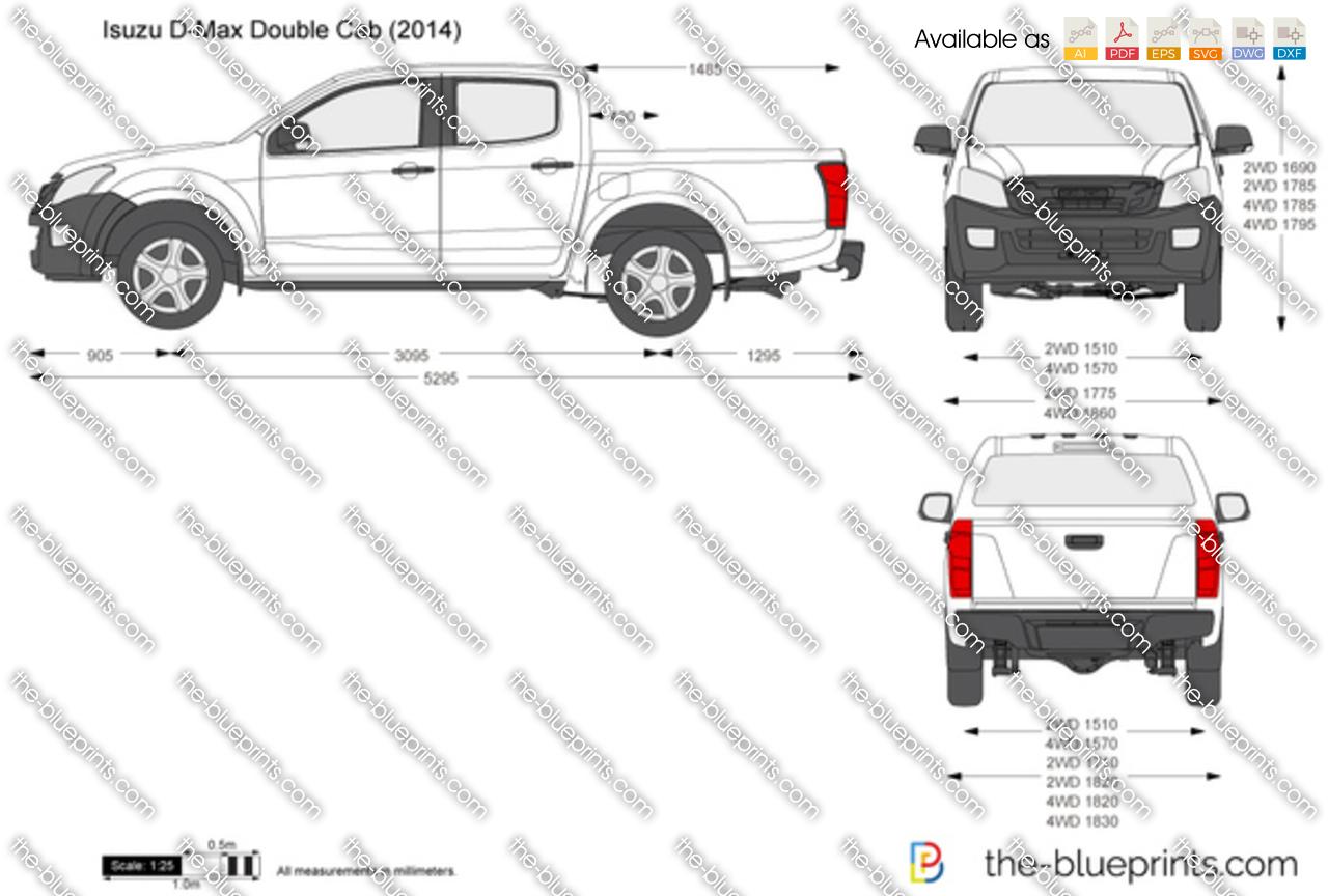 Isuzu D-Max Double Cab 2015