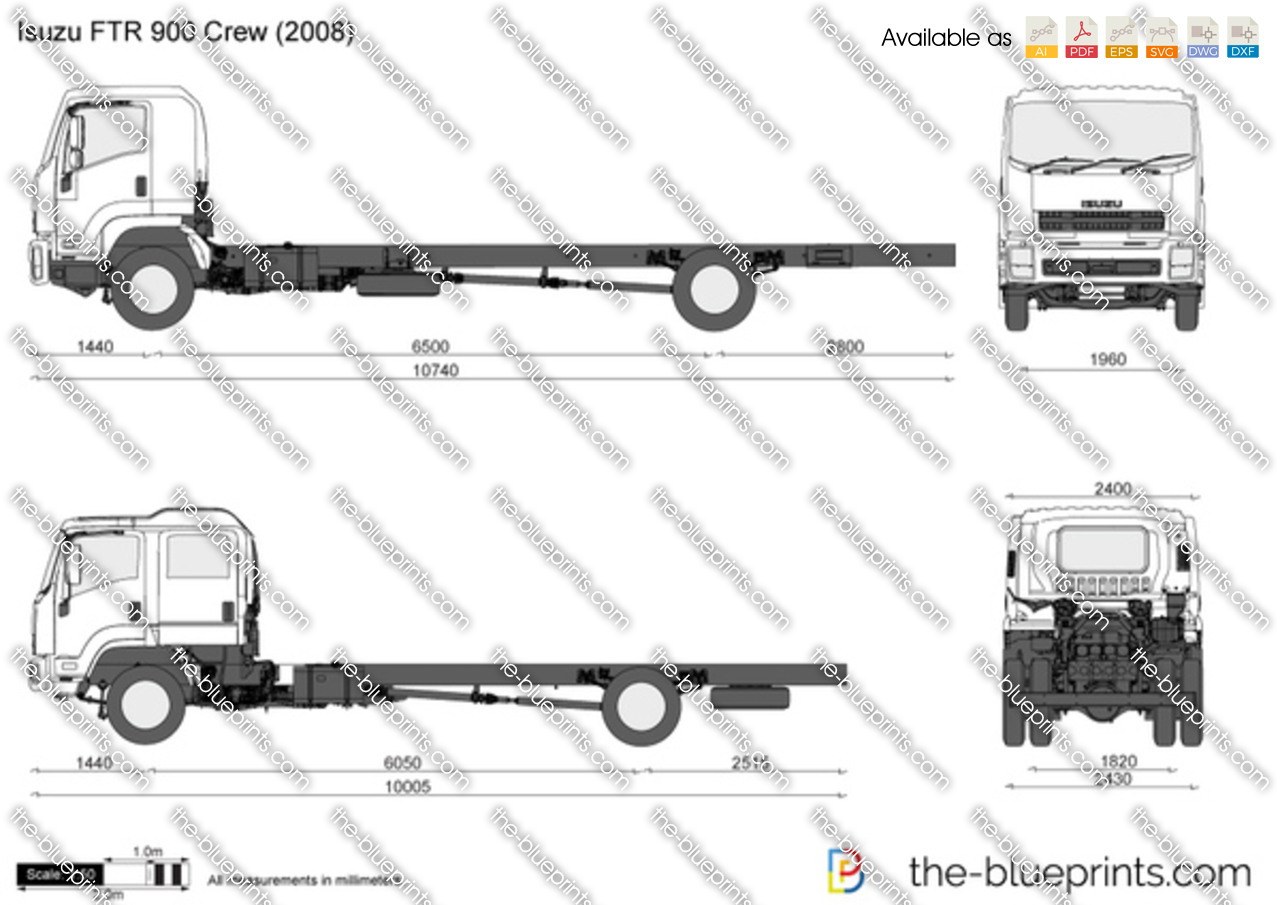 Isuzu Trucks Ftr | DiyMid.com