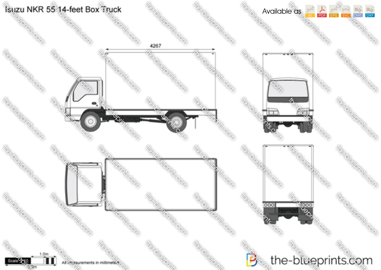box truck diagram wiring diagram 500 flatbed wiring diagram box truck wiring diagram #1