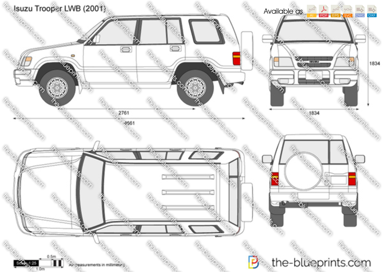 Isuzu Trooper LWB