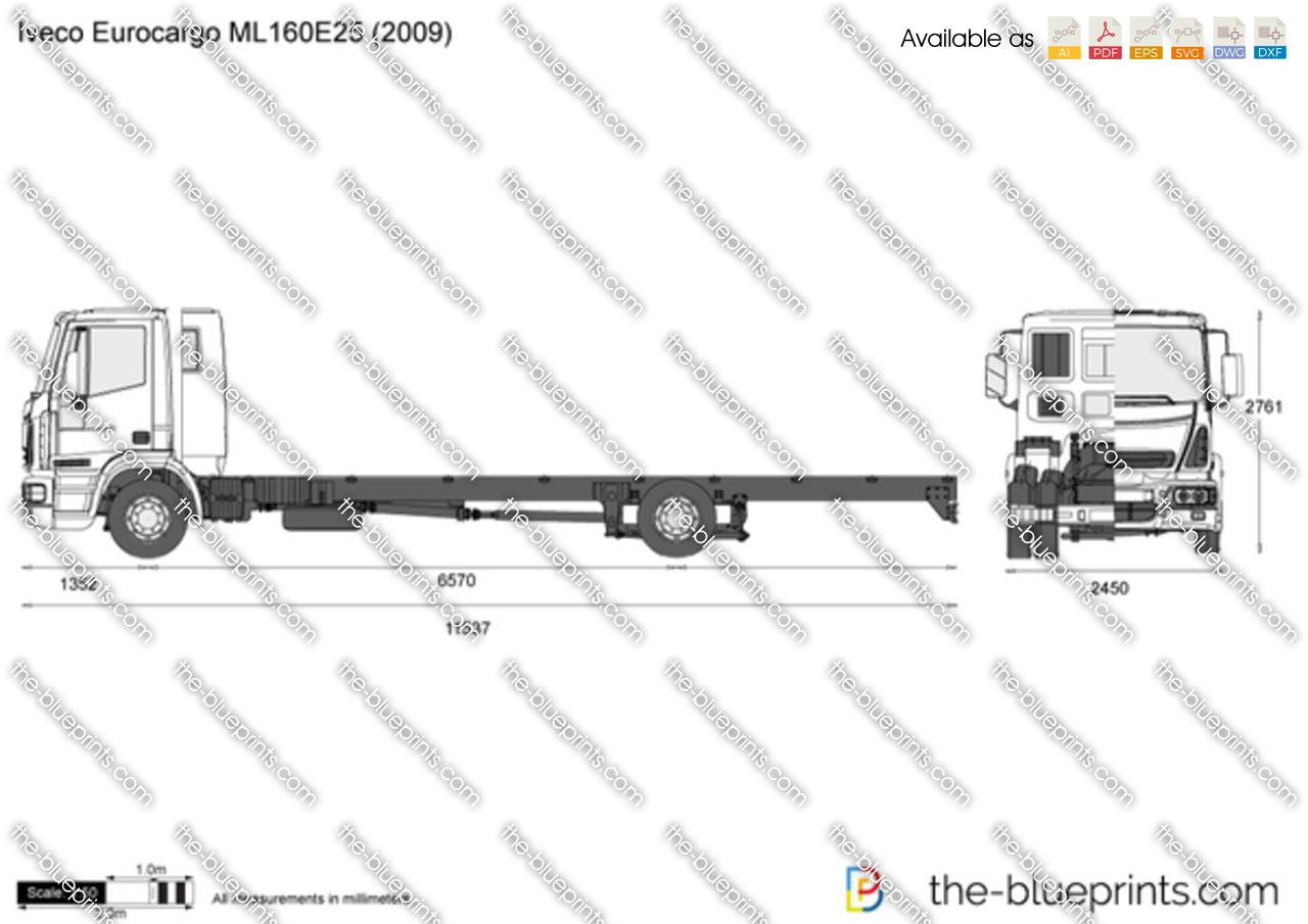 Iveco Eurocargo ML160E25