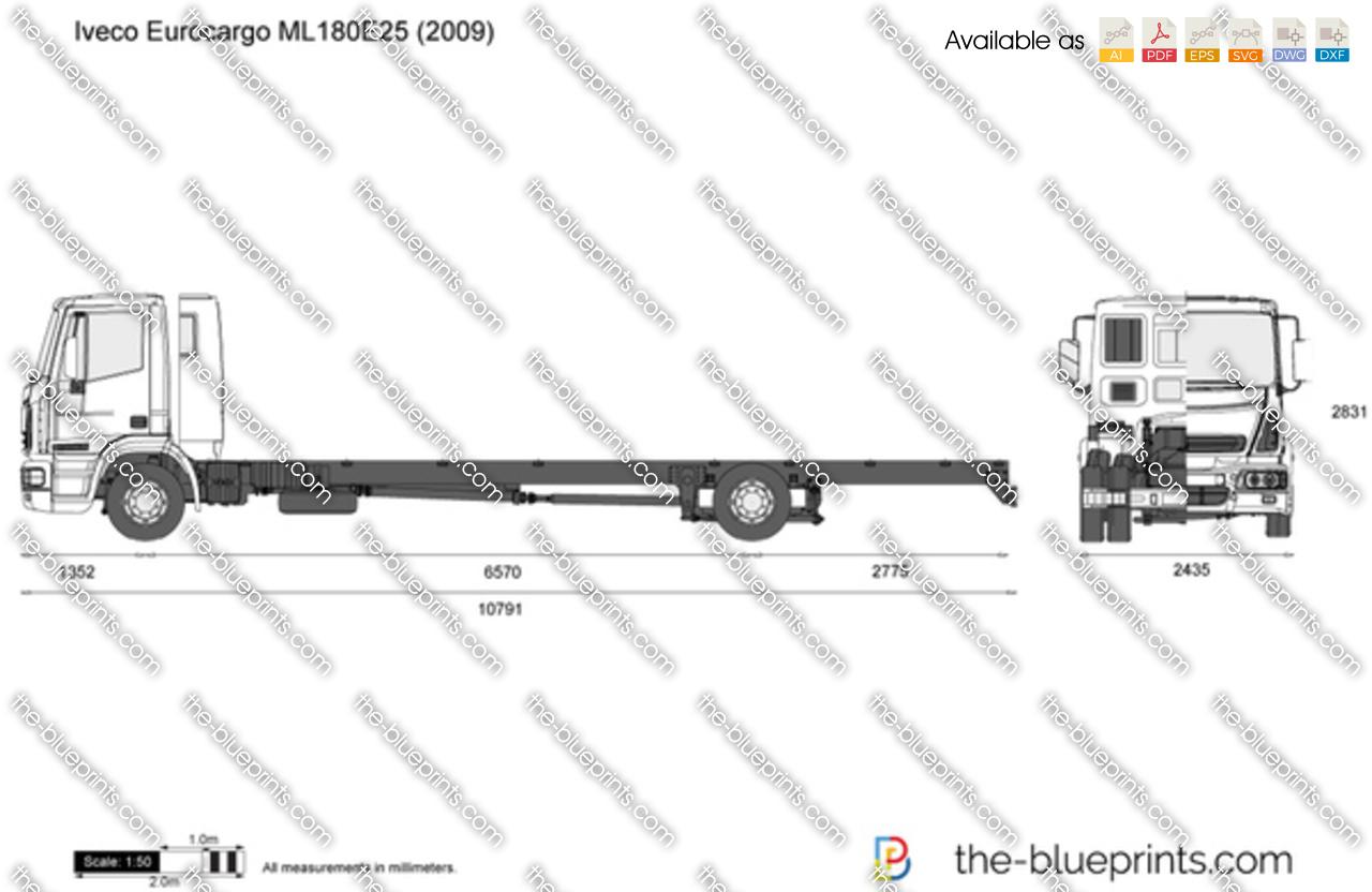 Iveco Eurocargo ML180E25