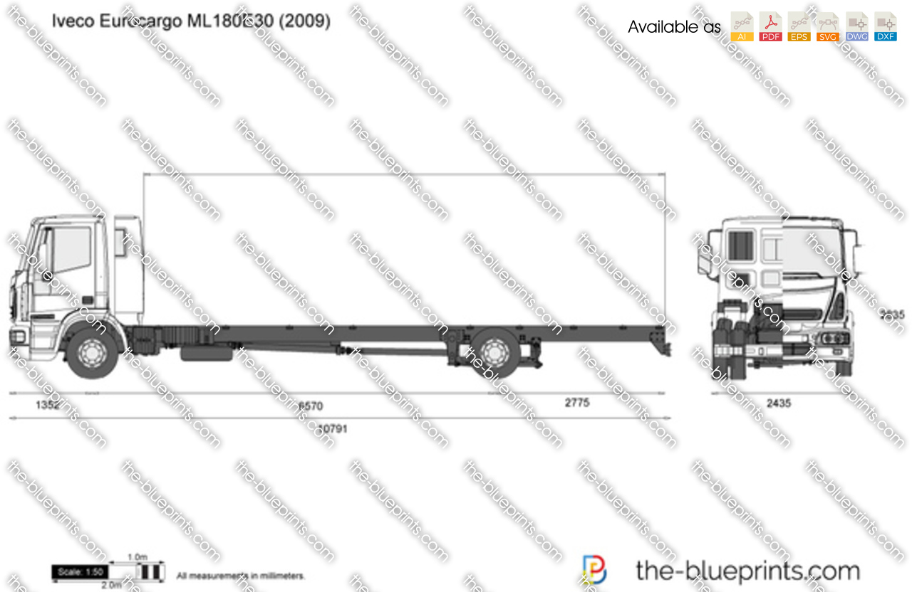 Iveco Eurocargo ML180E30