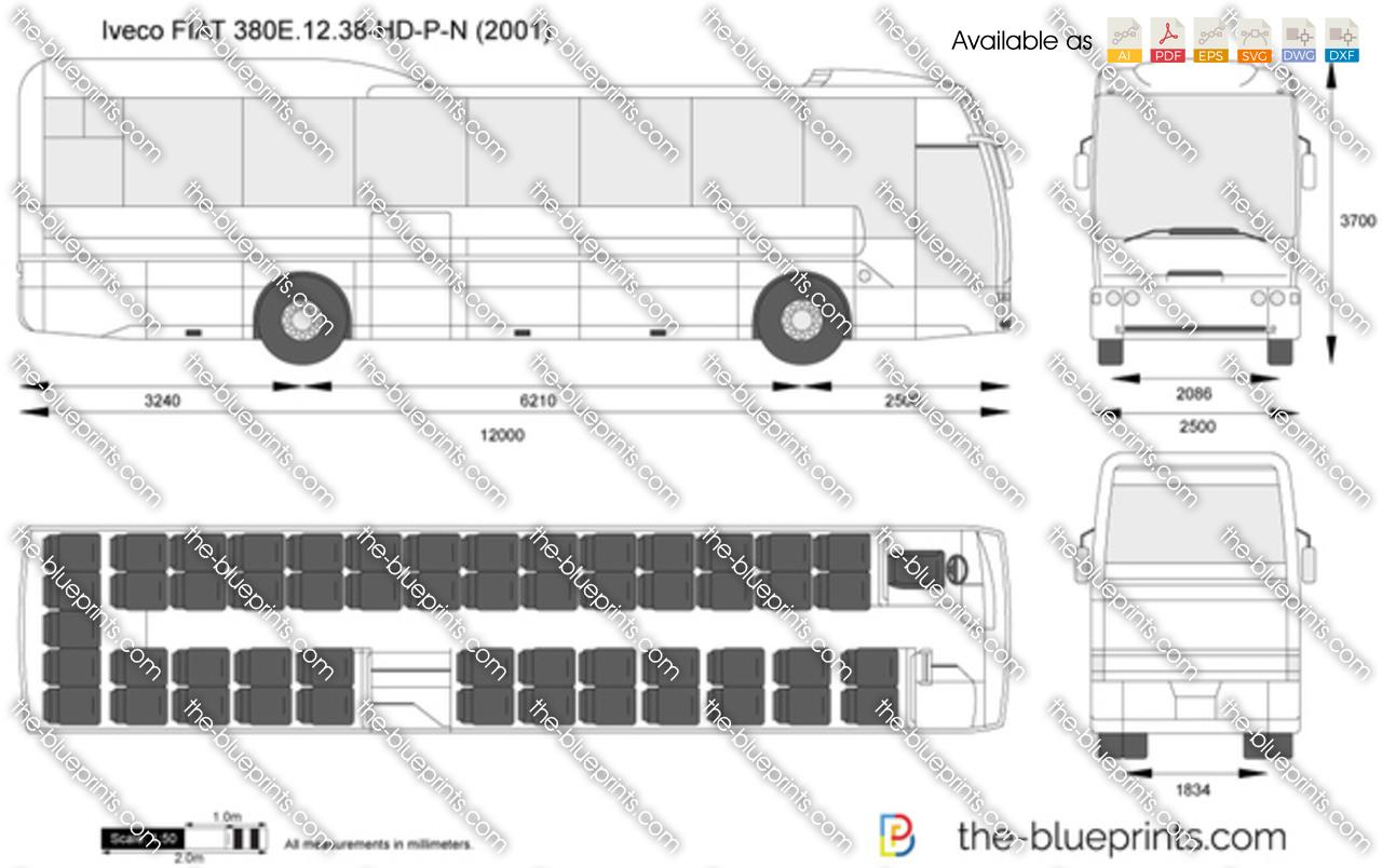 Iveco FIAT 380E.12.38-HD-P-N